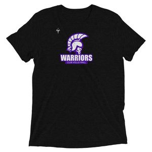 WSU Club Volleyball Short sleeve t-shirt