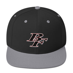 Big Foot Wrestling Snapback Hat