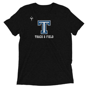 Tempe High School Track and Field Short sleeve t-shirt