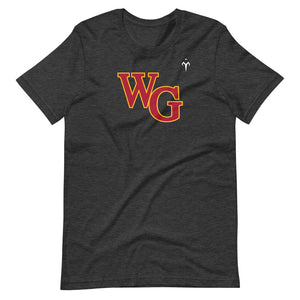 Willow Glen Softball Short-Sleeve Unisex T-Shirt