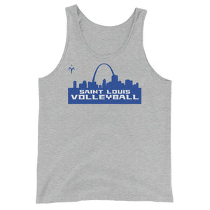 St. Louis Volleyball Unisex  Tank Top