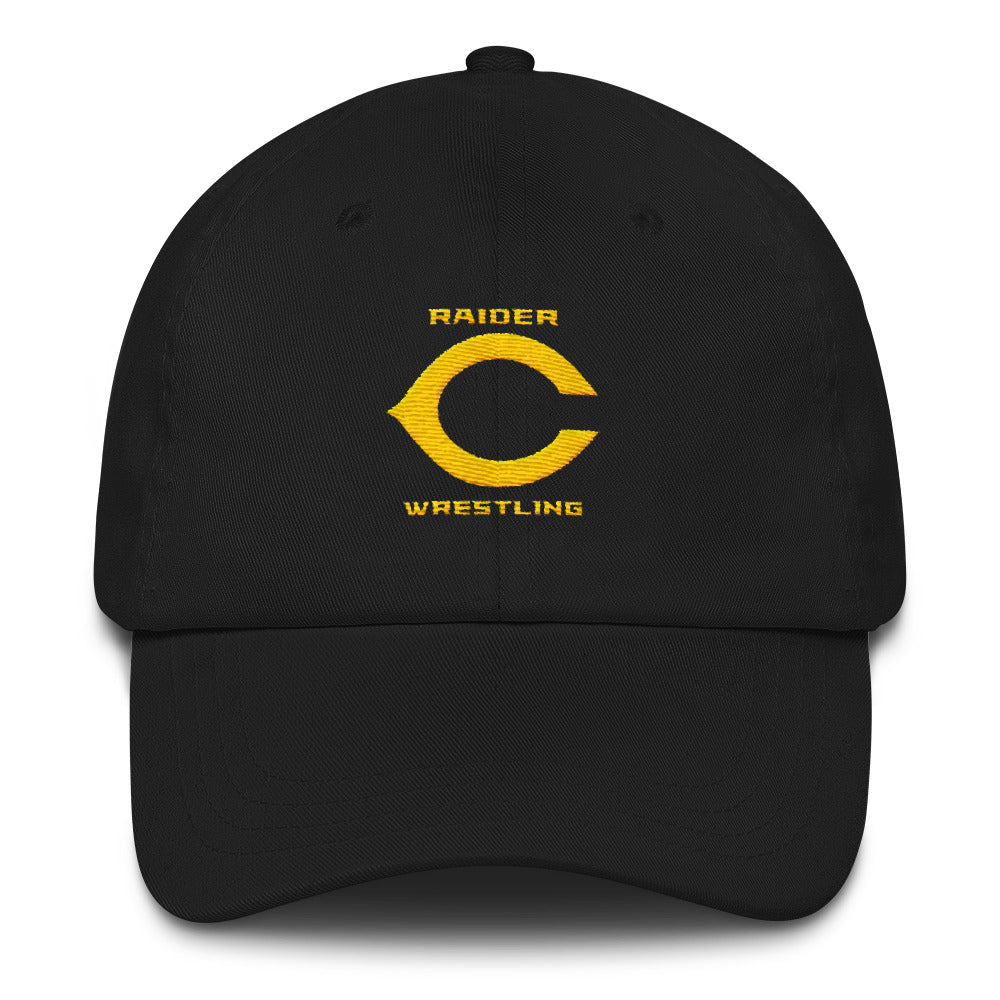 Cibola Wrestling Dad hat