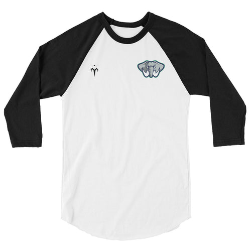 South Side 3/4 sleeve raglan shirt