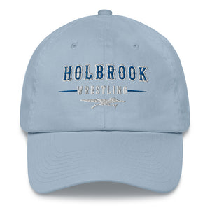 Holbrook Wrestling Dad hat