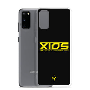 XIOS Strength & Conditioning Samsung Case