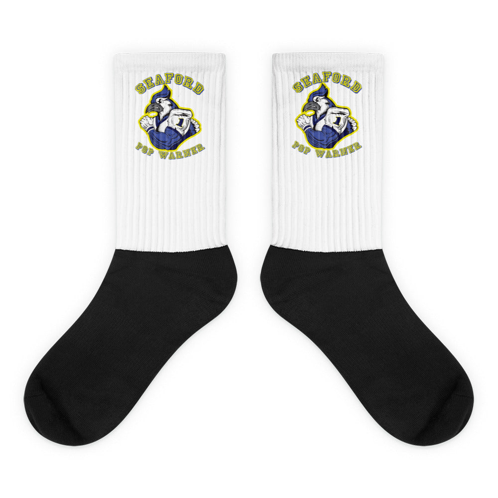 Seaford Pop Warner Socks