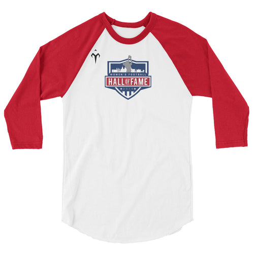 Hall of Fame 2019 3/4 sleeve raglan shirt