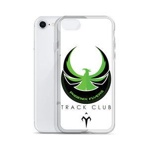 Phoenix Flyers Track Club iPhone Case