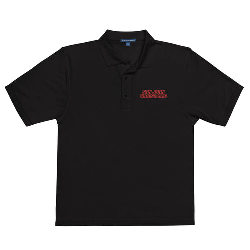 San Juan Wrestling Men's Premium Polo