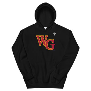 Willow Glen Softball Unisex Hoodie