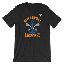 River Riders Lacrosse Short-Sleeve Unisex T-Shirt