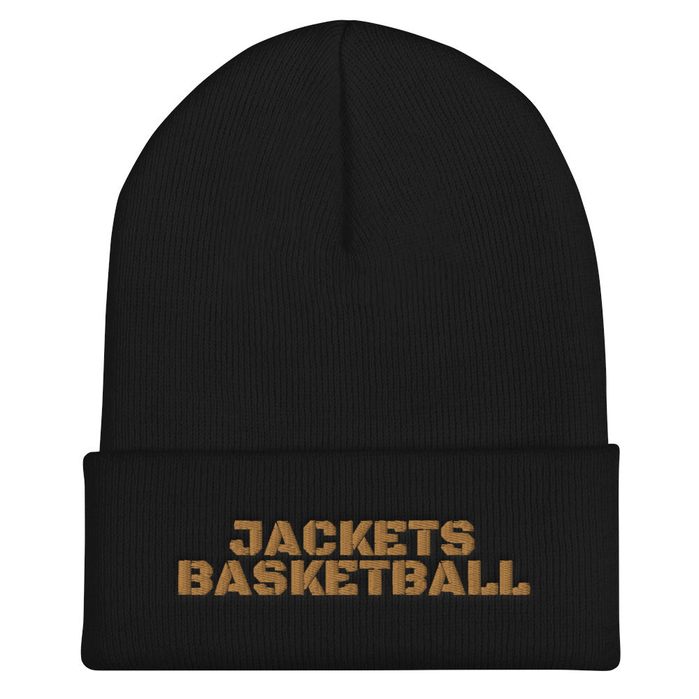 McCants Basketball Cuffed Beanie