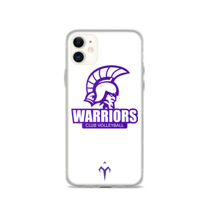 WSU Club Volleyball iPhone Case