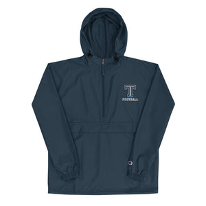 Tempe High School Football Embroidered Champion Packable Jacket