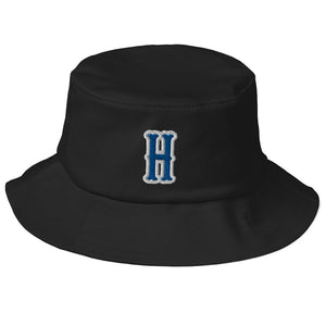 Holbrook Wrestling Old School Bucket Hat