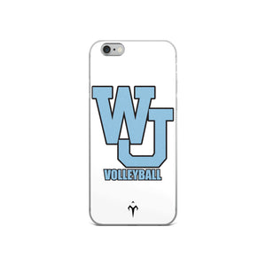 West Jordan Volleyball iPhone Case
