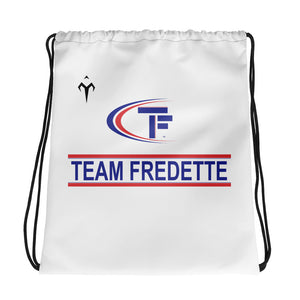 Team Fredette Basketball Drawstring bag