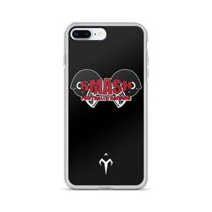 Smash Football iPhone Case