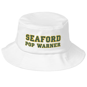 Seaford Pop Warner Old School Bucket Hat