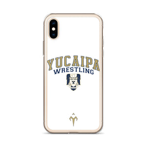 Yucaipa Wrestling iPhone Case