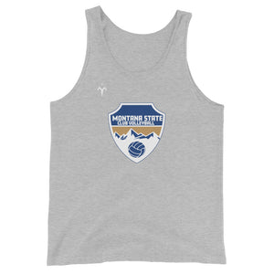 Montana State Club Volleyball Unisex Tank Top