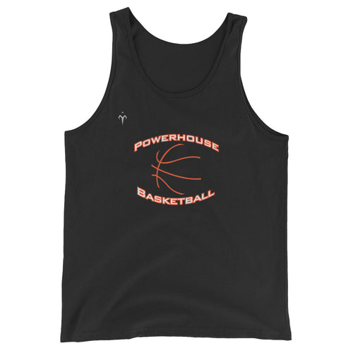Powerhouse Basketball Unisex  Tank Top