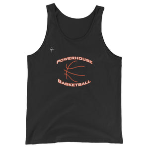 956cc5fe709 Powerhouse Basketball Unisex Tank Top