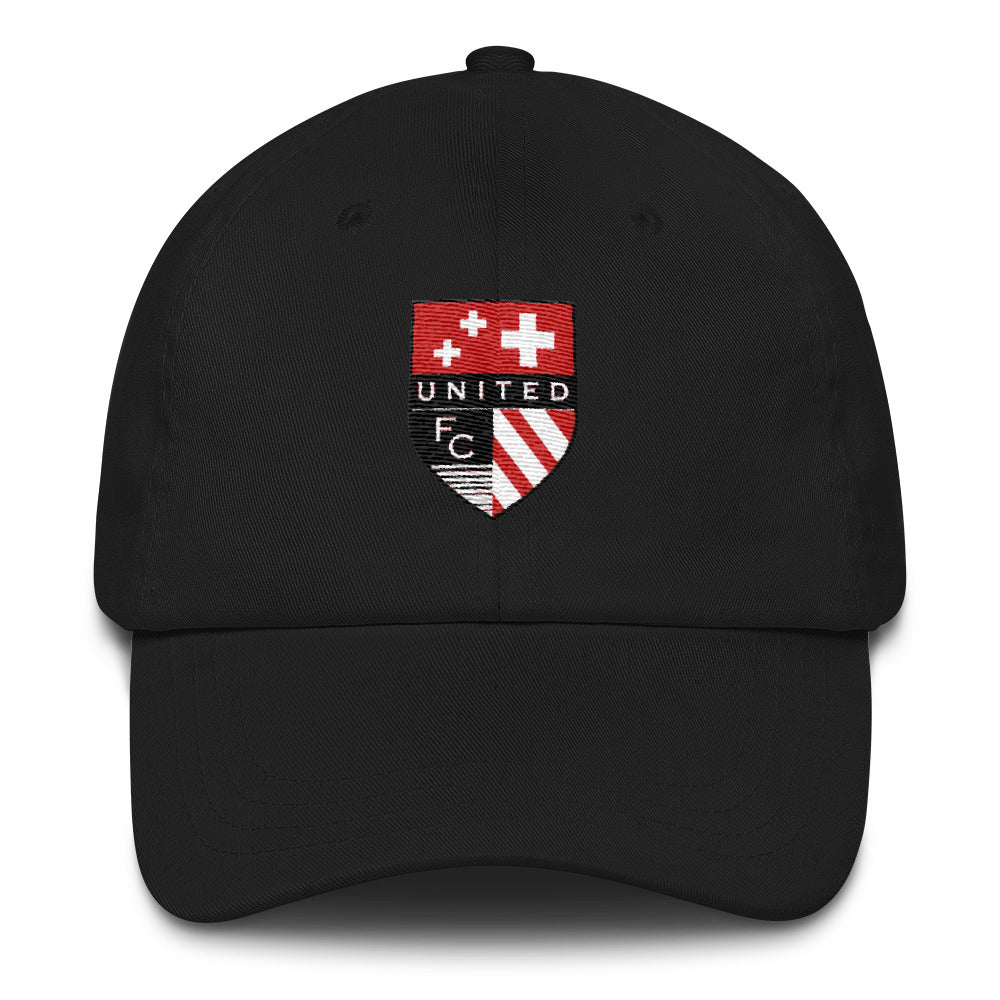 United FC Shield Dad hat