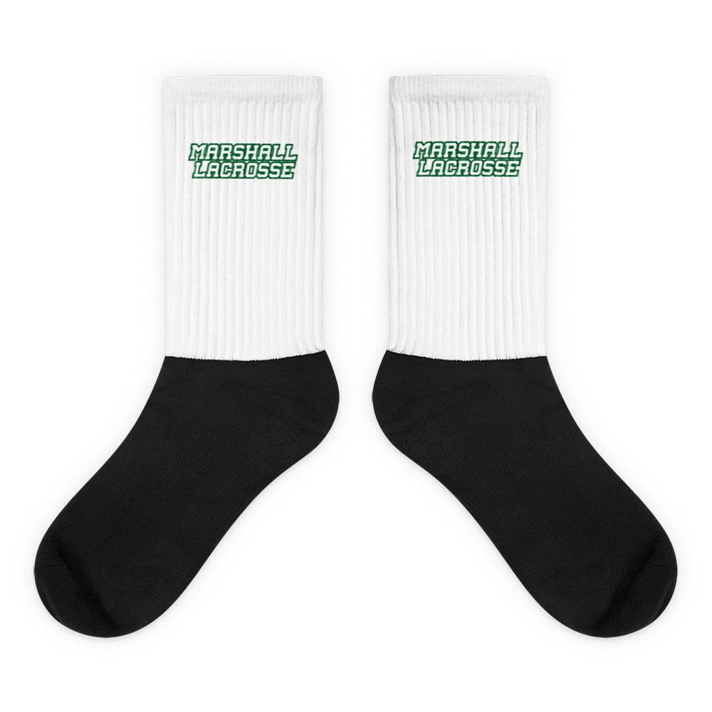 Marshall Lacrosse Socks