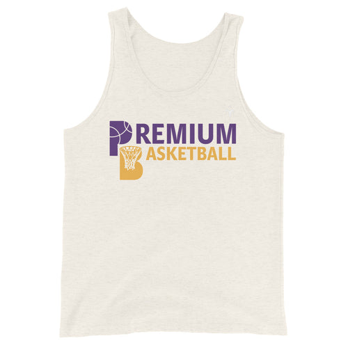 Premium Basketball Unisex Tank Top
