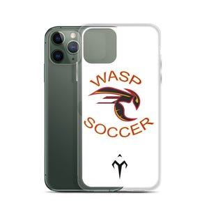 Wasp Soccer iPhone Case