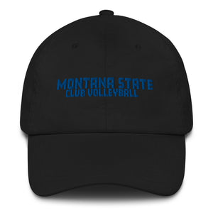 Montana State Club Volleyball Dad hat