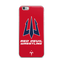 Springville Wrestling iPhone Case