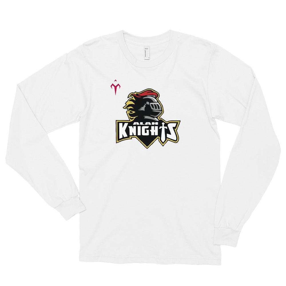 ALAH Knights Basketball Long sleeve t-shirt