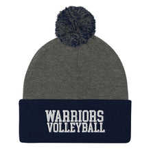 UCW Warriors Volleyball Pom Pom Knit Cap