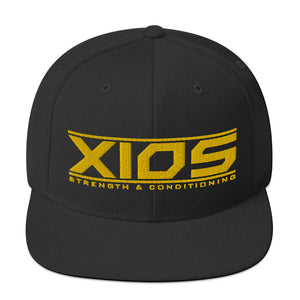XIOS Strength & Conditioning Snapback Hat
