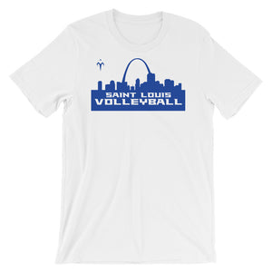 St. Louis Volleyball Short-Sleeve Unisex T-Shirt