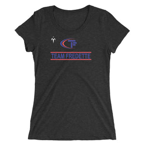 Team Fredette Basketball Ladies' short sleeve t-shirt