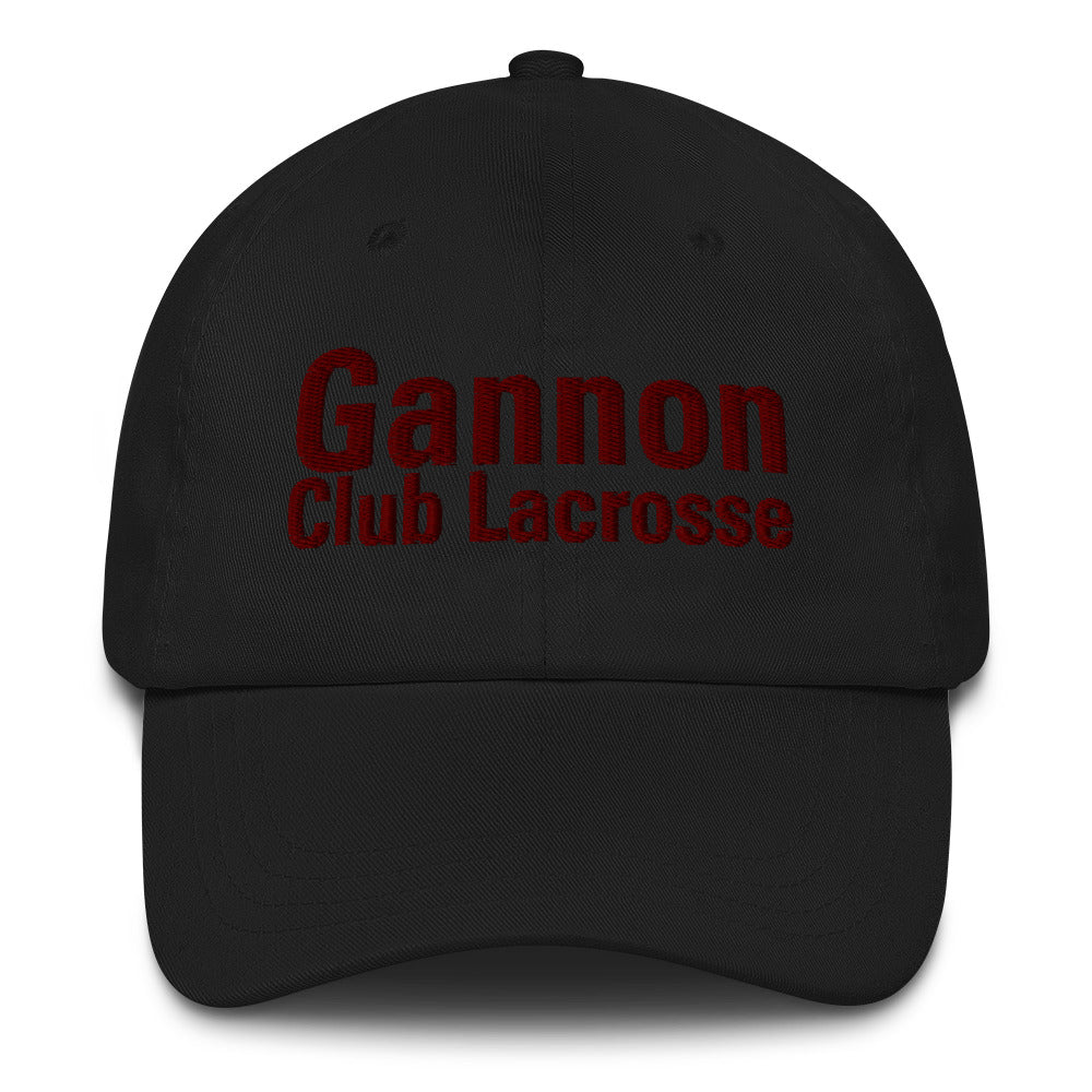 Gannon LAX Dad hat