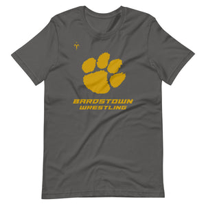 Bardstown Wrestling Short-Sleeve Unisex T-Shirt
