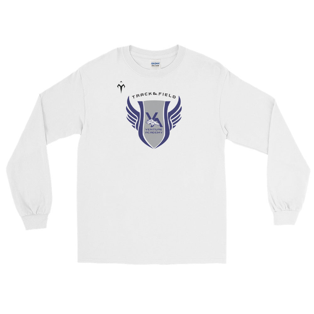 Venture Academy Track and Field Men's Long Sleeve Shirt