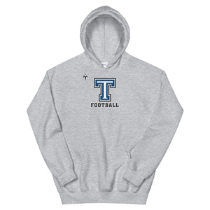 Tempe High School Football Unisex Hoodie