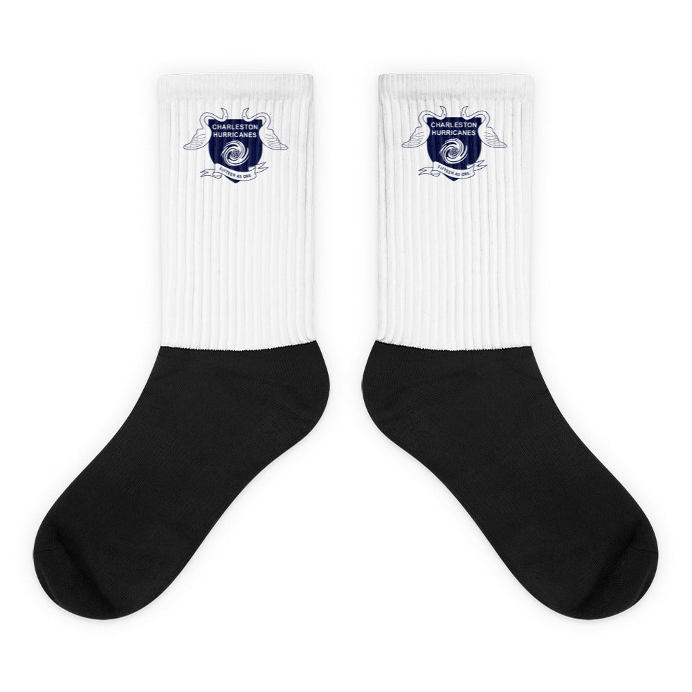 Charleston Hurricanes Socks