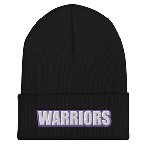 WSU Club Volleyball Cuffed Beanie