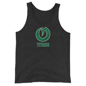 Olympus Softball Unisex  Tank Top