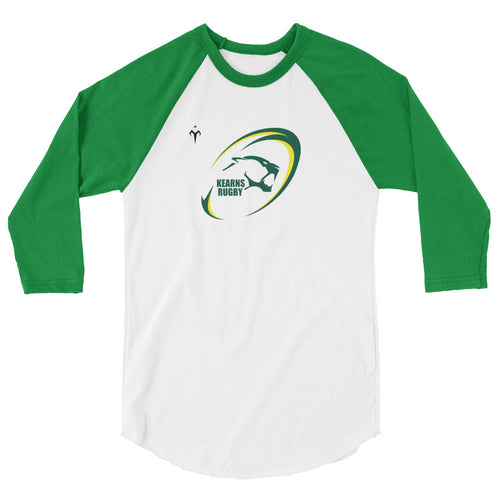 Kearns 3/4 sleeve raglan shirt