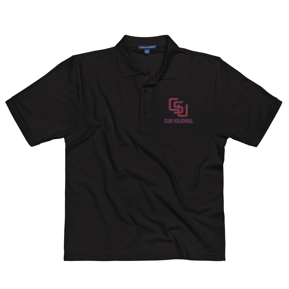 CSU Club Volleyball Men's Premium Polo