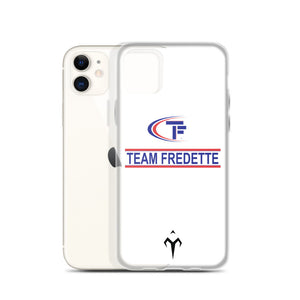 Team Fredette Basketball iPhone Case