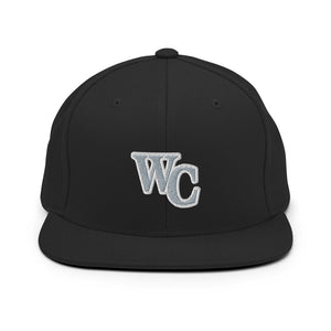 WC Lady Cougars Softball Snapback Hat