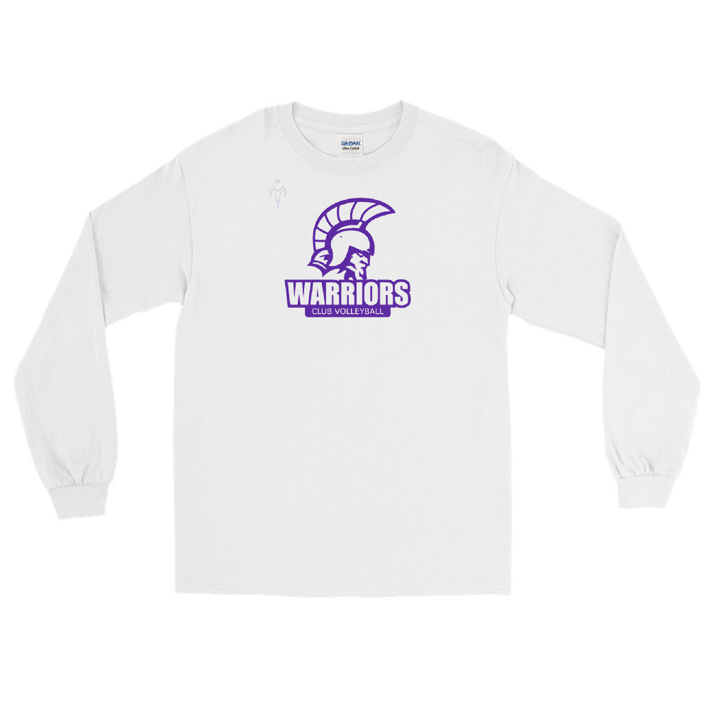 WSU Club Volleyball Long Sleeve T-Shirt